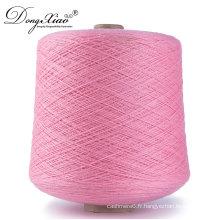 Haute qualité Qualtiy 100 Merino laine pour couverture à la main célèbre dans le monde entier