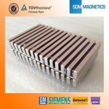 Hochtemperatur N35 Block Permanent Magnete zum Verkauf