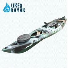 4.3m PE Pesca Único Assento por Liker Kayak
