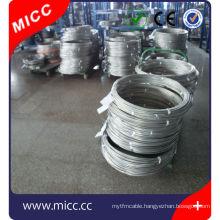 MICC copper armoured mi cable