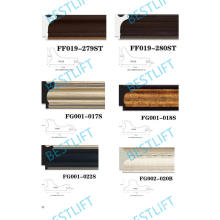 European Style High Quality PS Moulding for Photo Frame