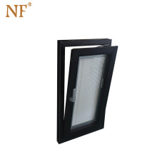 Reliable and energy efficient aluminum window tilt and turn