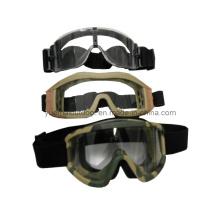 Militärische Taktische Schutzbrille mit hochwertiger Linse