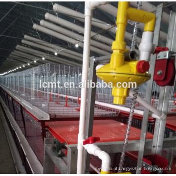 China preço de fábrica equipamentos de gaiola de aves de capoeira para frangos de corte fazenda