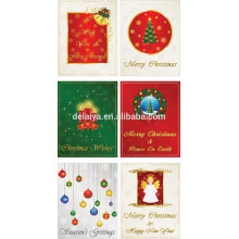 Fashion Christmas Gift Display Hang Tag