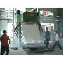 1600 ton eva espuma prensa epdm espuma