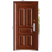 High Quality Single Leaf Steel Exterior Door