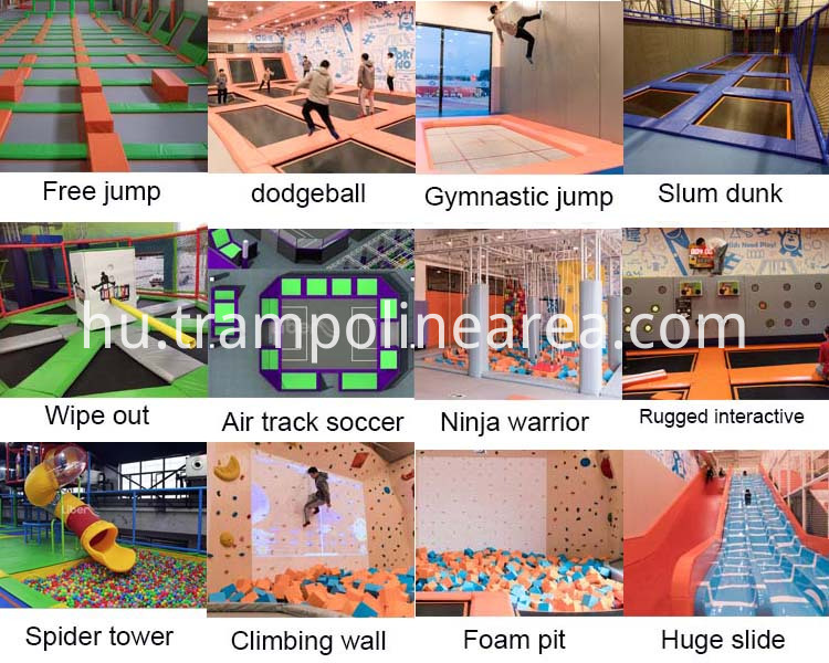 indoor trampoline for kids