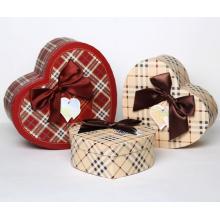 Высокое качество Пользовательские Heart Shape Box Box Шоколадные коробки