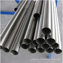 ASTM B387-Molybdän-Rohren mit dünnen Wandstärke 1,0 mm