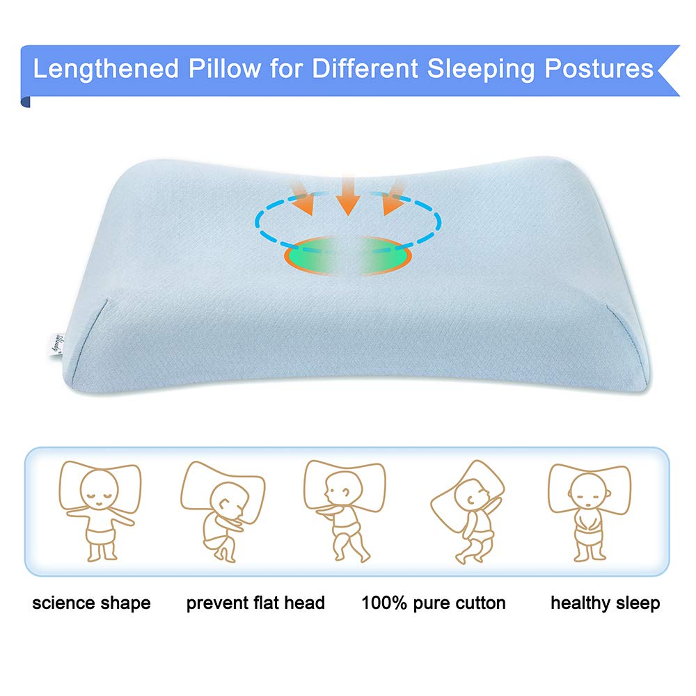 Toddler Pillows For Sleeping