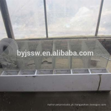 8 Cell Mink Cage, Mink Breeding Cage For Sale
