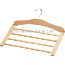 4 camadas de espaço de poupança de cabedal de madeira