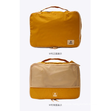 Large Polyester Foldable Organizer Travel Bags Travel Luggage Packing Organizers Set