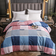 Luxurious New Product Bed Linen Cotton Printed Soft for Single Bed Bedsheet