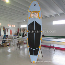 EXW Price Inflatable SUP Board Transparent Window SUP Paddle Boards