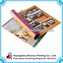 Revistas profesionales de impresión profesional a todo color
