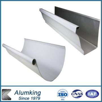 Bobine d'aluminium recouvert de couleur 3105-H24 pour gouttière