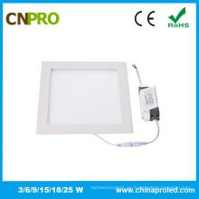 Günstigen Preis an der Wand montiert Platz LED-Panel Licht