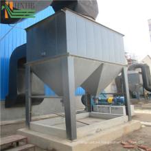 Separador del colector de polvo del ciclón de la limpieza del gas de escape