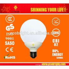 5w Super Mini globe compact fluorescent lamp 8000H CE QUALITY