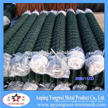 YW-2015 PVC Coated Garden Fence Chain Link Netting