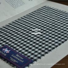 Tecidos de lã de verificação Dogtooth tecidos na Inglaterra