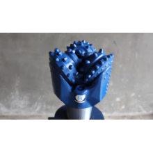 100% nouveau 12 1 / 4''tricone trois cône bouton tci tricone rouleau foret pour le forage de puits d'huile de gaz naturel