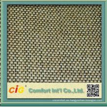 Últimos diseños de moda de telas de tejido de papel para hogar y Hotel