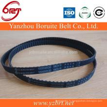 Hautement qualité timing belt 150S8M23 utilisés dans les voitures AUDI