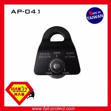 AP-041-BK Sport en plein air Poulie latérale pivotante en aluminium