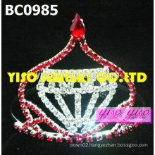 simple design pageant crowns