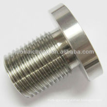 CNC part stainless steel screw bolt for heating tube