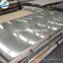 precio bajo de la placa de acero inoxidable ss316L