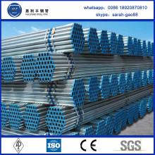 Китайская фабрика по продаже высококачественной оцинкованной стальной трубы