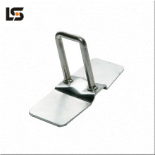 Customized High Quality Sheet Metal Stamping Carbon Steel Auto Parts with Powder Coat