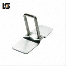 Customized High Quality Sheet Metal Stamping Peças de aço a carvão com revestimento em pó