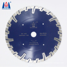 """6"""" inch 150mm diamond cutting & beveling disc for granite"""