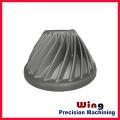 customized high pressure die casting zinc accessories