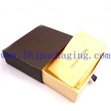 Caixa de gaveta de chocolate caixa de gaveta de empacotamento de chocolate de luxo