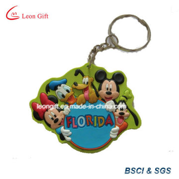 Custom Soft PVC Keyring for Personal Design