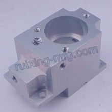 Fresagem CNC Usinagem 7075 Base de Bloco de Alumínio para Sensor de Pressão