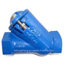 Резьбовой обратный клапан Pn 10
