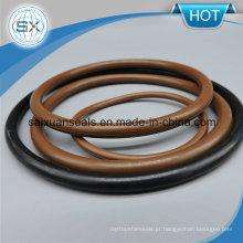 Selagem de anel de vedação de borracha impermeável de resistência a óleo