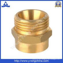 El latón del producto de la fábrica de la alta calidad conecta el ajuste (YD-6005)