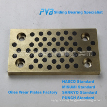 Copper plates, carbon graphite plates, stainless steel bearing
