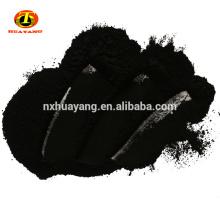 Coquille de coco charbon actif pour le traitement des eaux usées