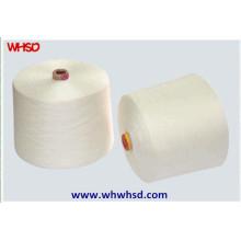 36nm / 2 50% laine 50% laine mélangée de cachemire pour le tricotage