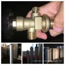 Cylindre de gaz en aluminium 40L