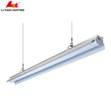 Supermarket integrated led tube light 4ft 5ft 40w 60w linear led batten light 1500mm